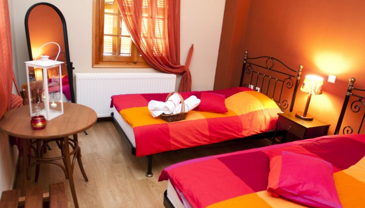 Oresivio Quadruple Room