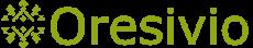 Oresivio Hotel, Metsovo Greece. Green Logo